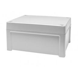 Caja en ABS Fibox TEMPO con bisagras