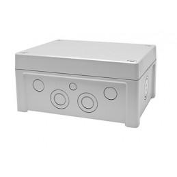 Caja en ABS Fibox TEMPO con pretaladros métricos