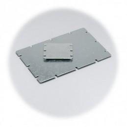 Caja en ABS Fibox TEMPO con bisagras y pretaladros métricos
