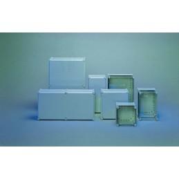 Caja de policarbonato Fibox FEX para zonas ATEX