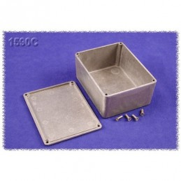 Caja Aluminio 120 x 94 x 57