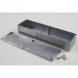 Caja Aluminio 254 x 71 x 55