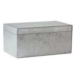Caja Aluminio Sin IP, 125 x...