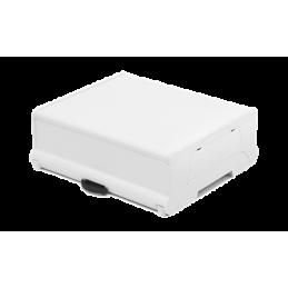 Caja carril DIN 6 mod. alt. 33