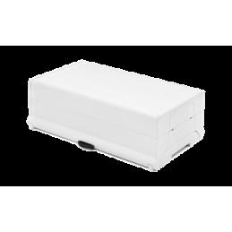 Caja carril DIN 9 mod. alt. 48