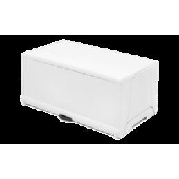 Caja carril DIN 9 mod. alt. 68