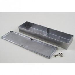 Caja Aluminio 254 x 71 x 40